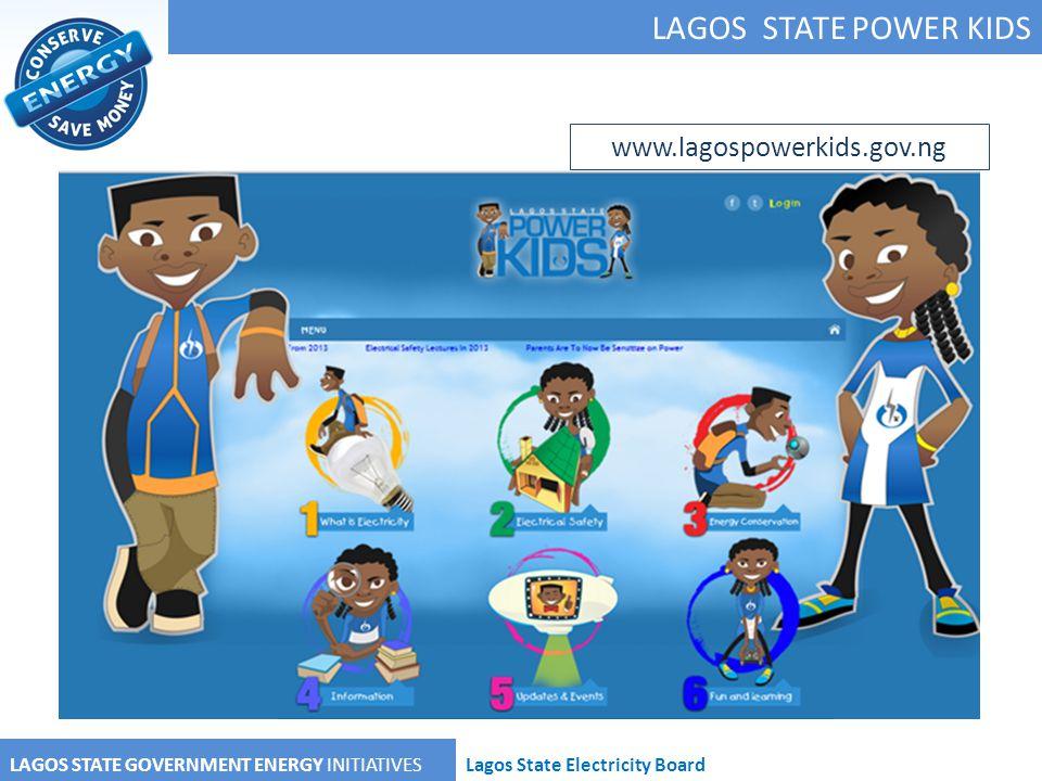 LAGOS STATE POWER KIDS www.lagospowerkids.gov.ng