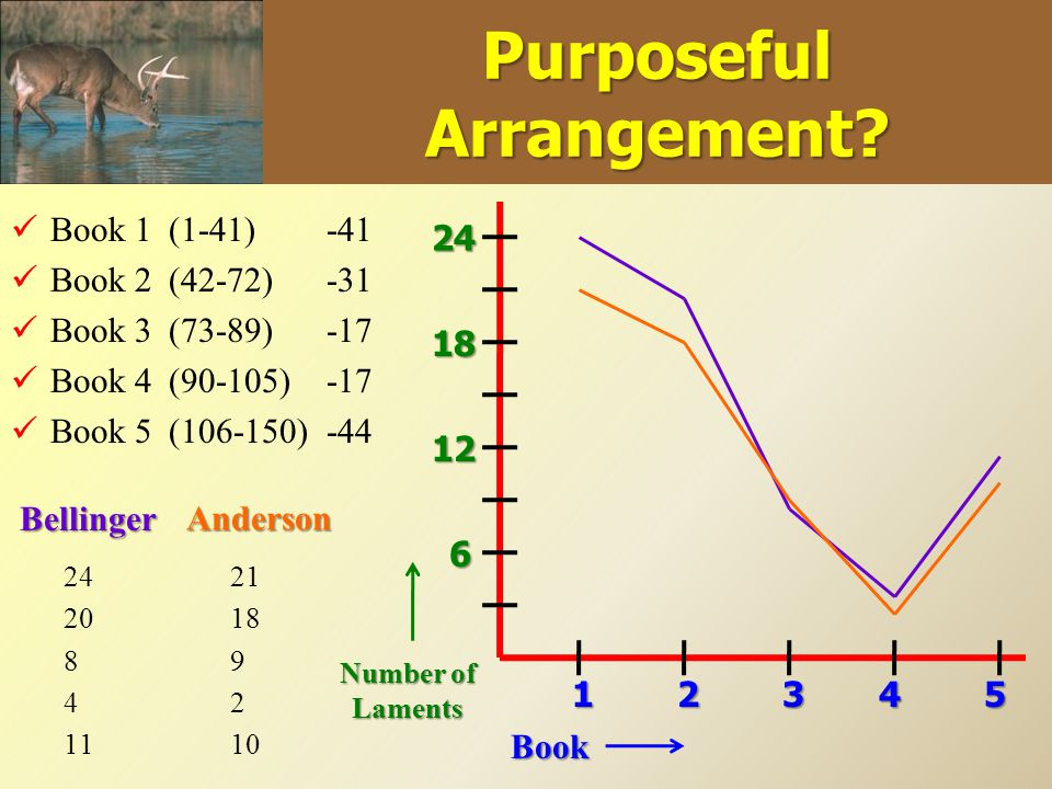 Purposeful Arrangement