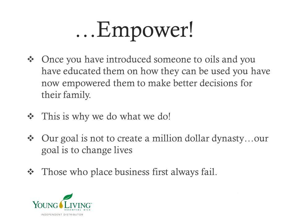 …Empower!