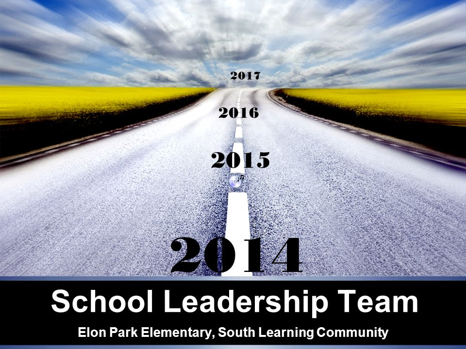 School Leadership Team