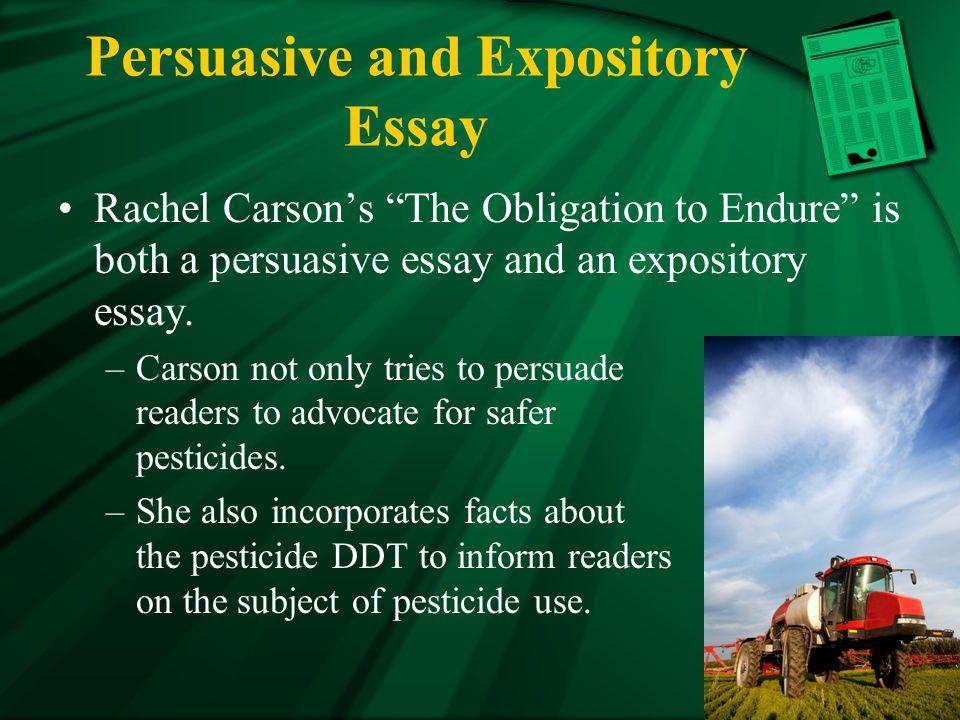 persuasive expositive essays