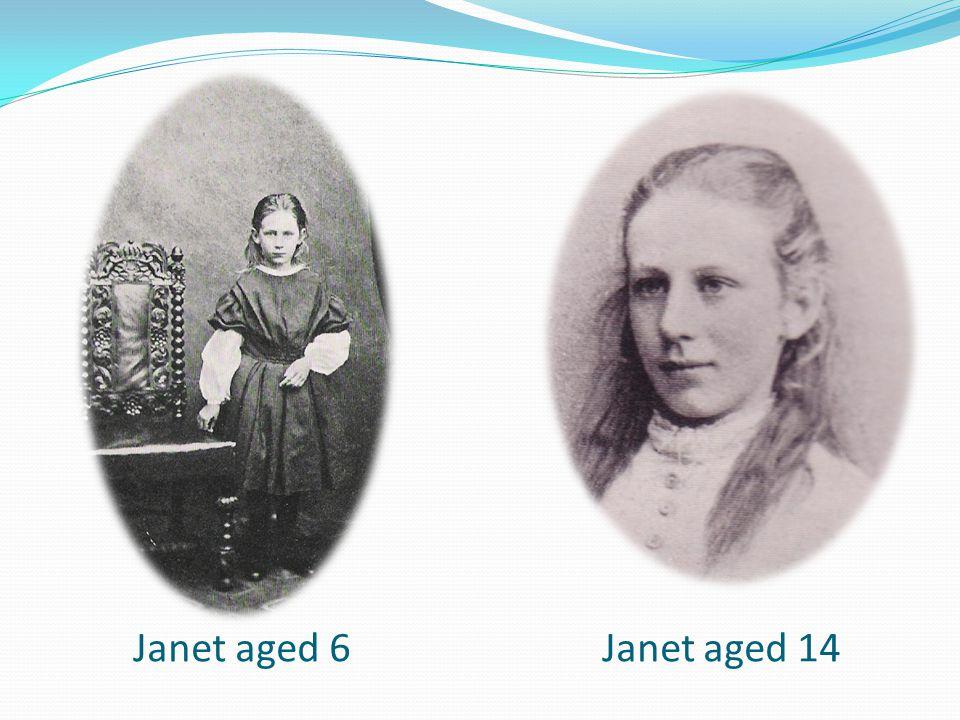 Janet E. Stuart: A Life Unfolds