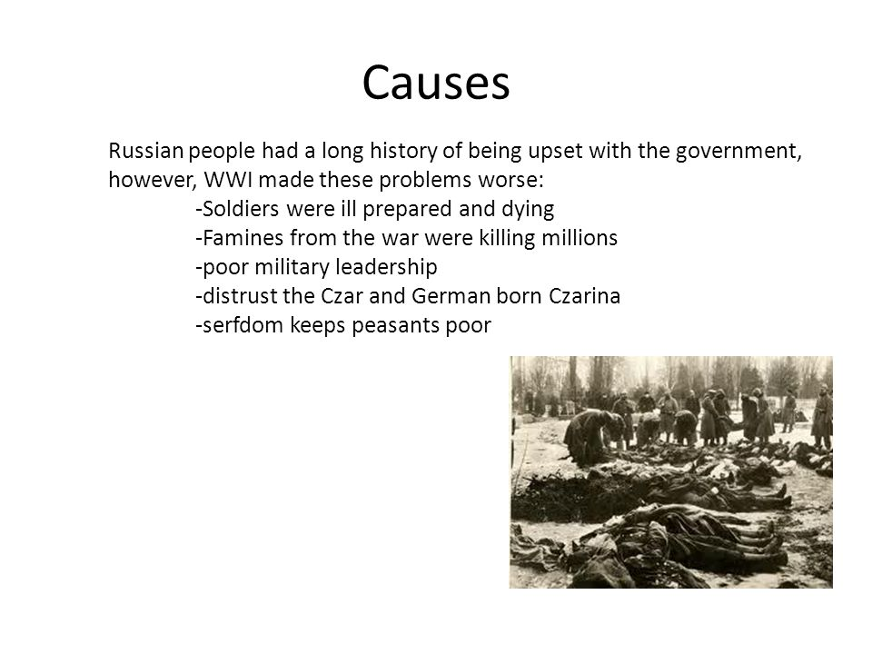 What is the Russian Revolution?
