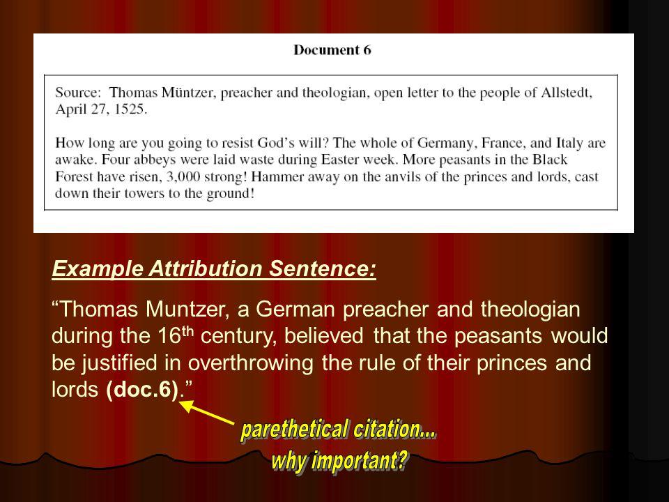 parethetical citation...