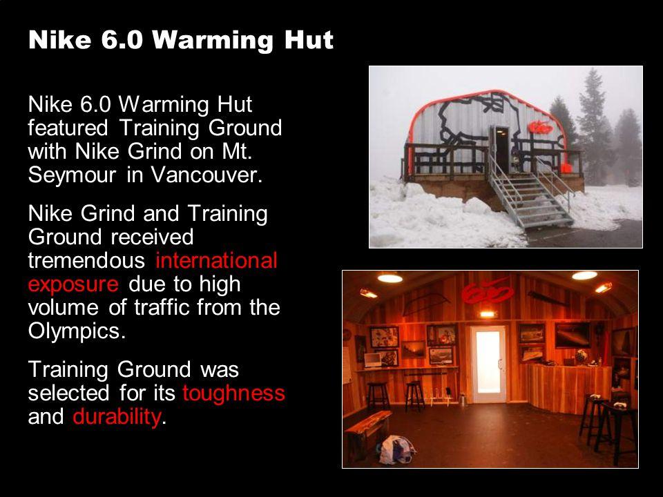 Nike 6.0 Warming Hut