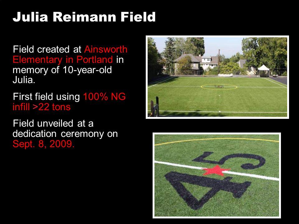Julia Reimann Field