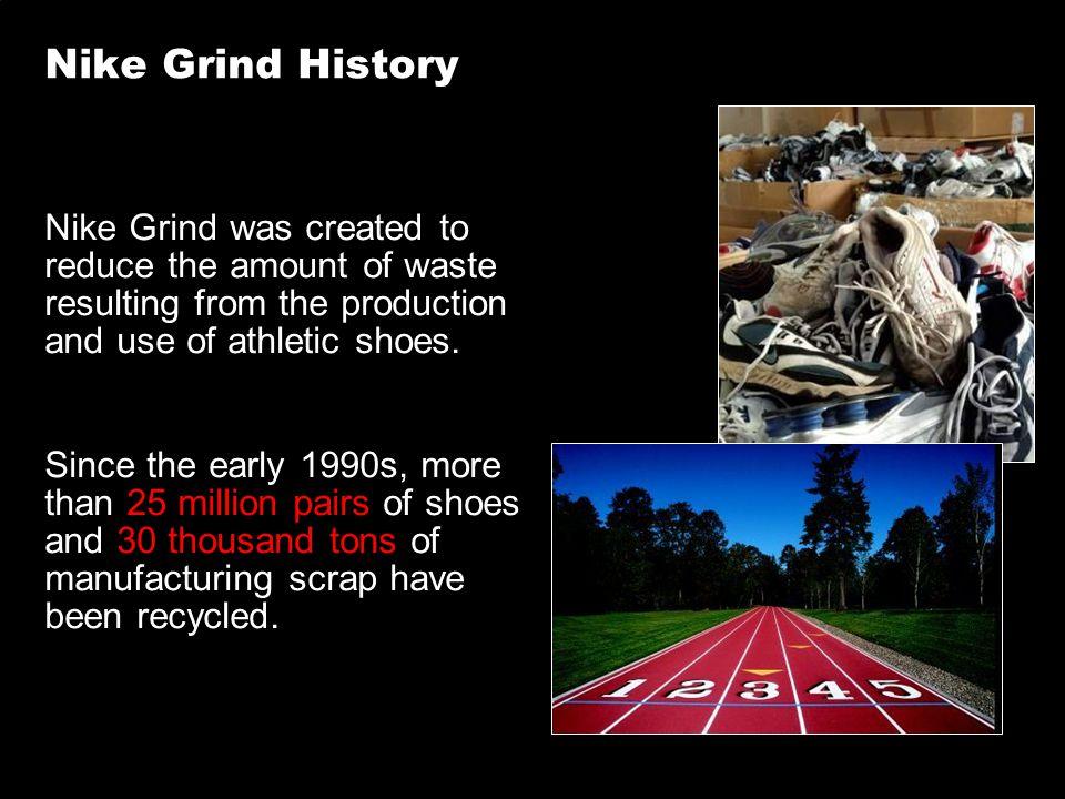 Nike Grind History