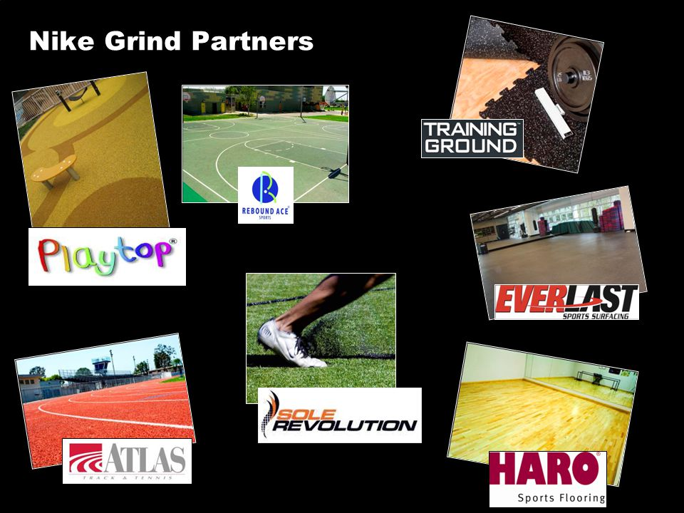 Nike Grind Partners 4