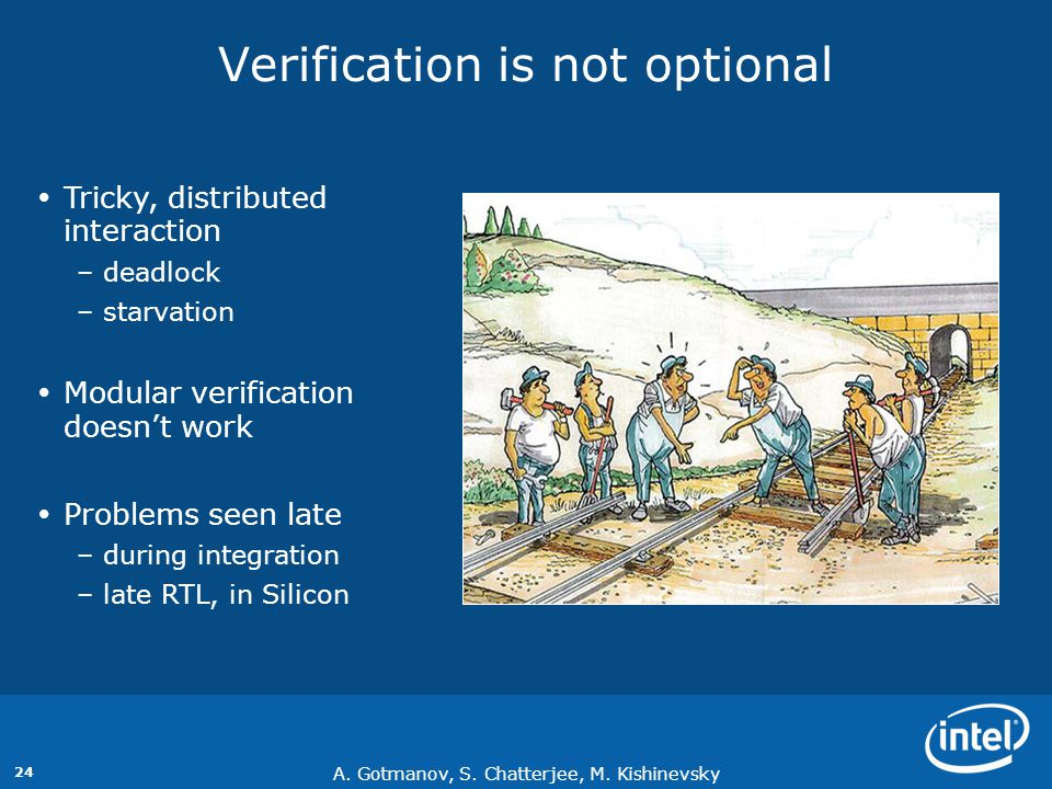 Verification is not optional