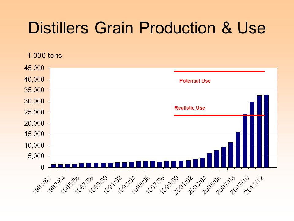 Distillers Grain Production & Use