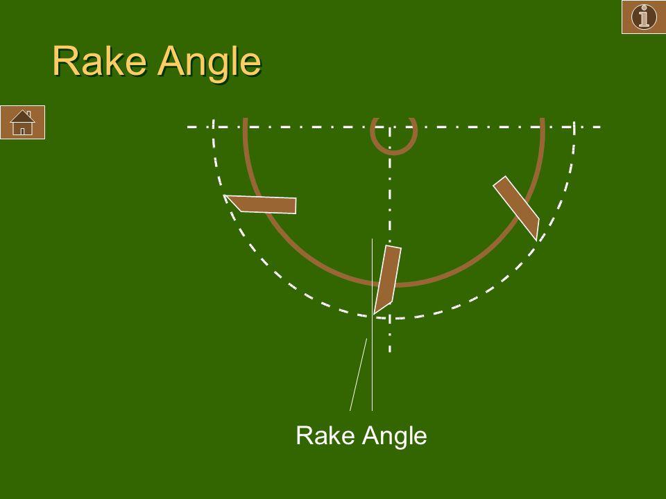 24 NOV 97 Rake Angle.