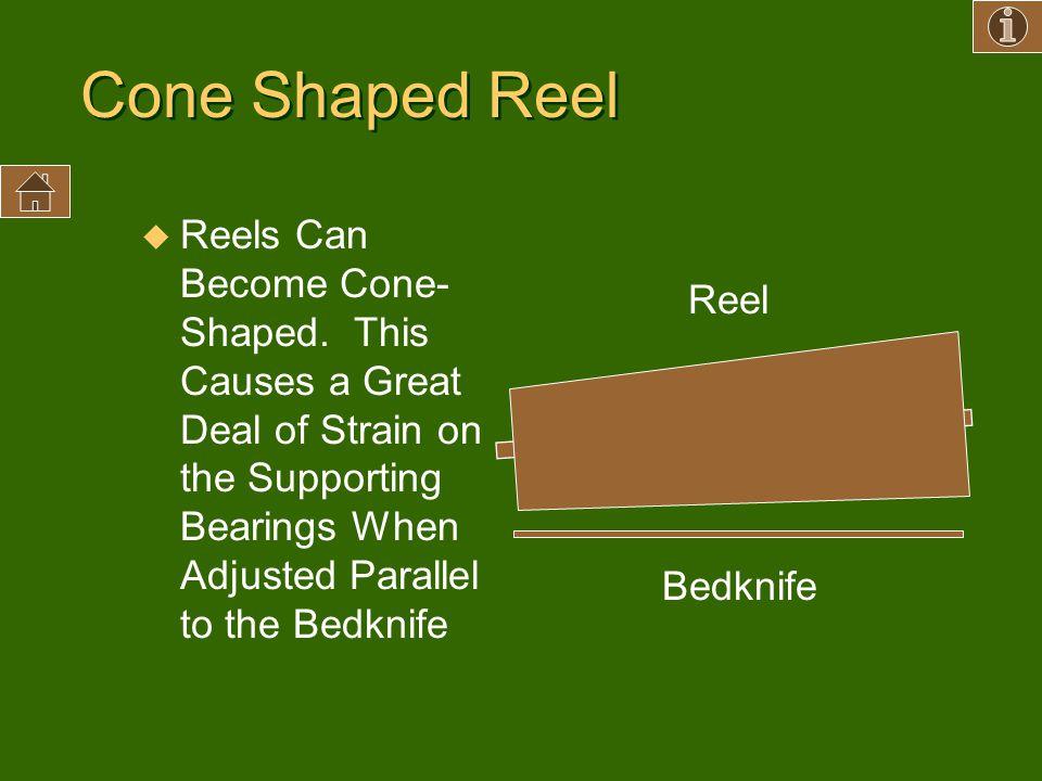 24 NOV 97 Cone Shaped Reel.