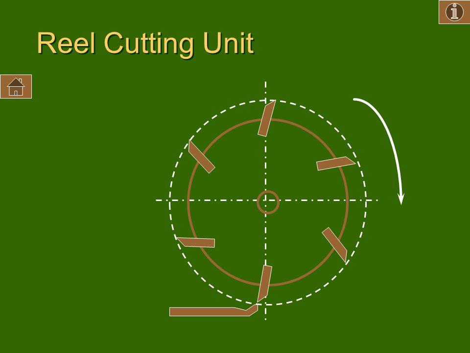 24 NOV 97 Reel Cutting Unit JD Reels