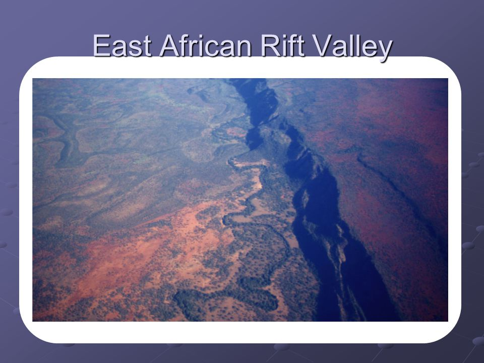 East African Rift Valley