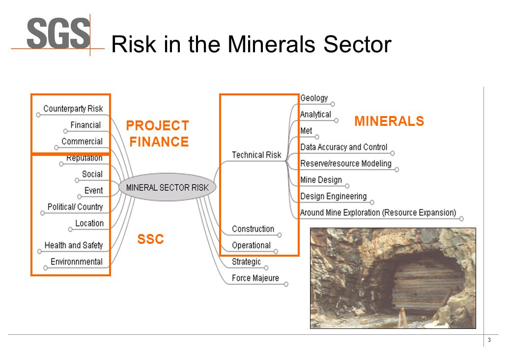 Risk in the Minerals Sector