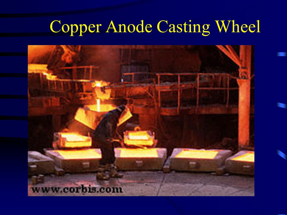 Copper Anode Casting Wheel