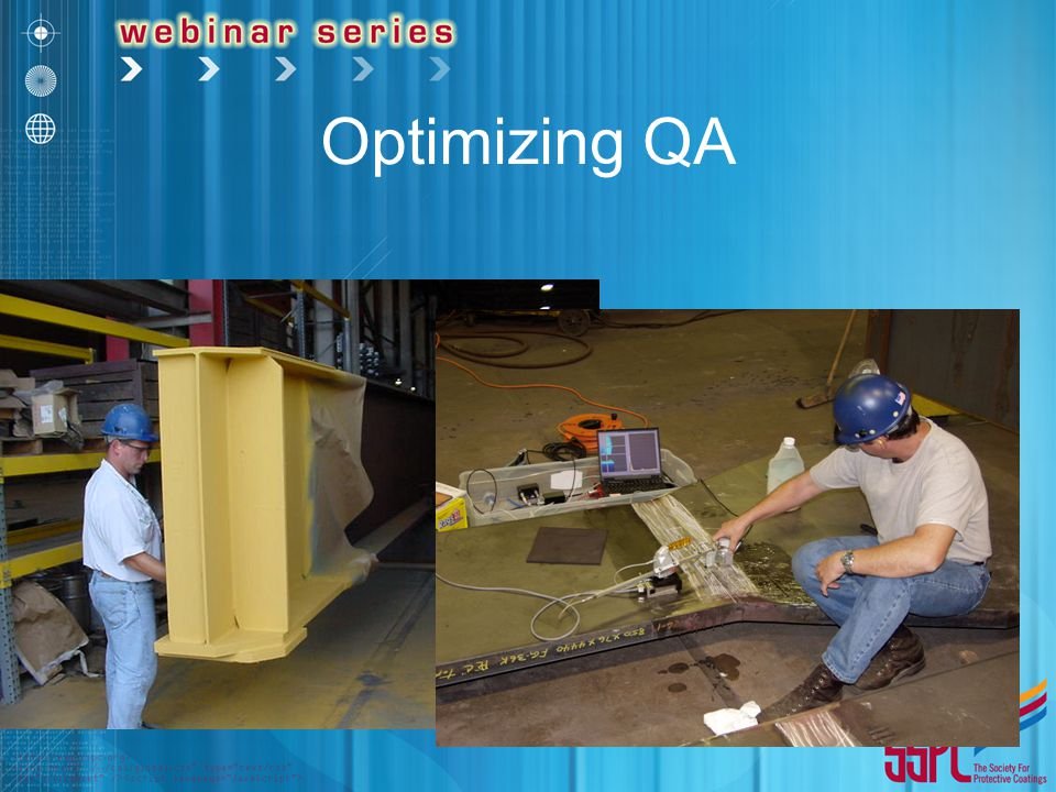 Optimizing QA