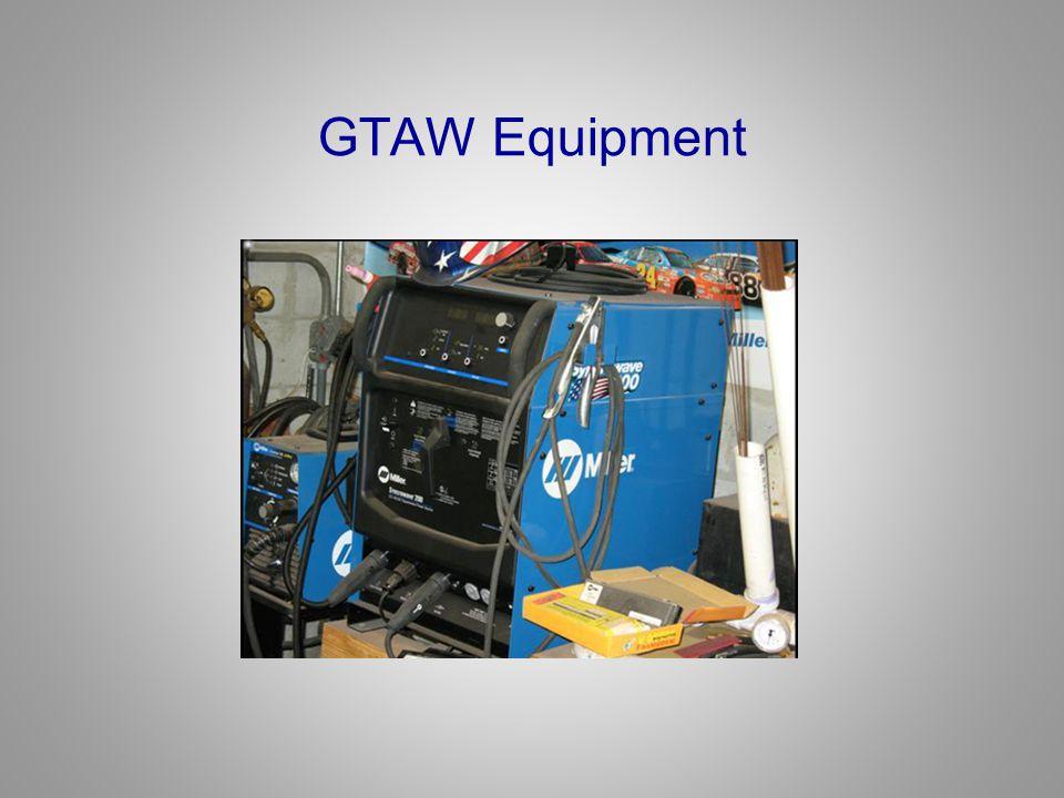 GTAW Equipment