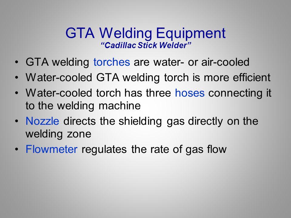 GTA Welding Equipment Cadillac Stick Welder