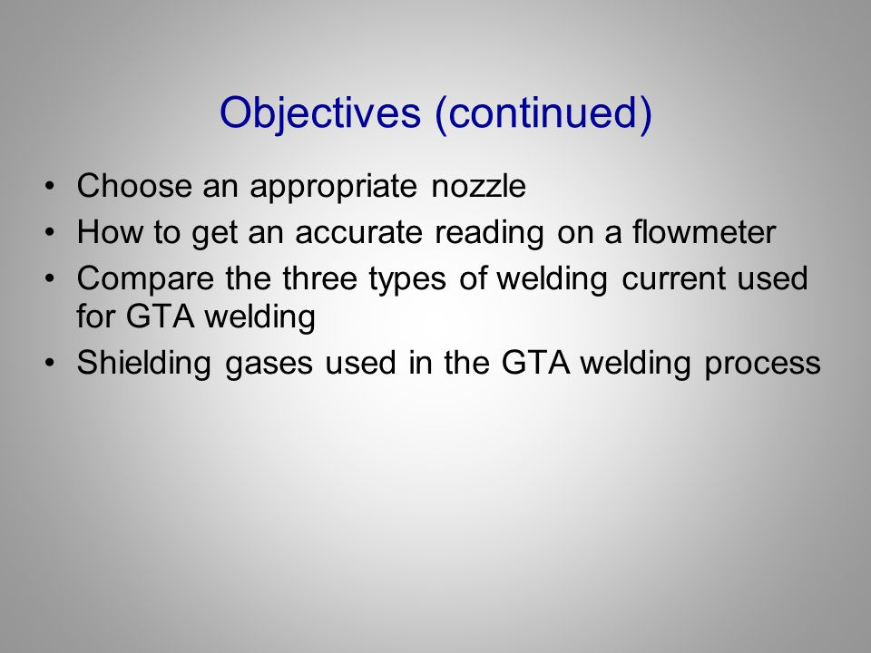 gas tungsten arc welding process pdf