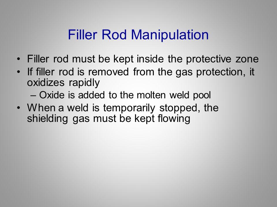 Filler Rod Manipulation