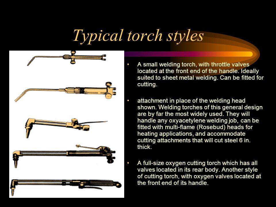 Welding Torch Handle