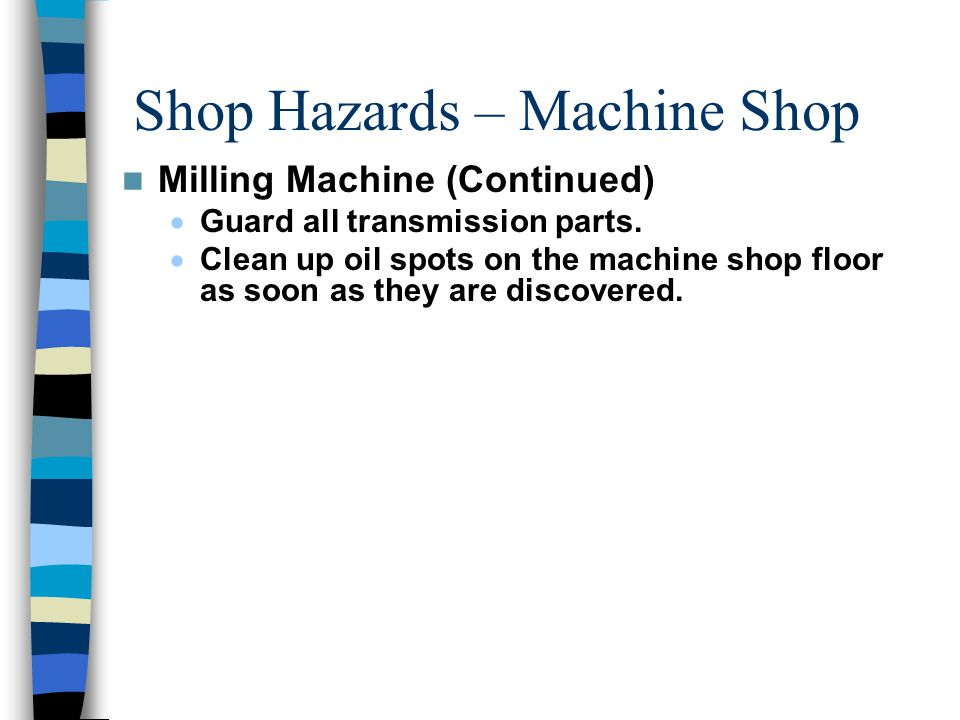 Belt grinding machine ppt