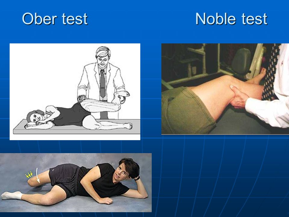 Ober test Noble test