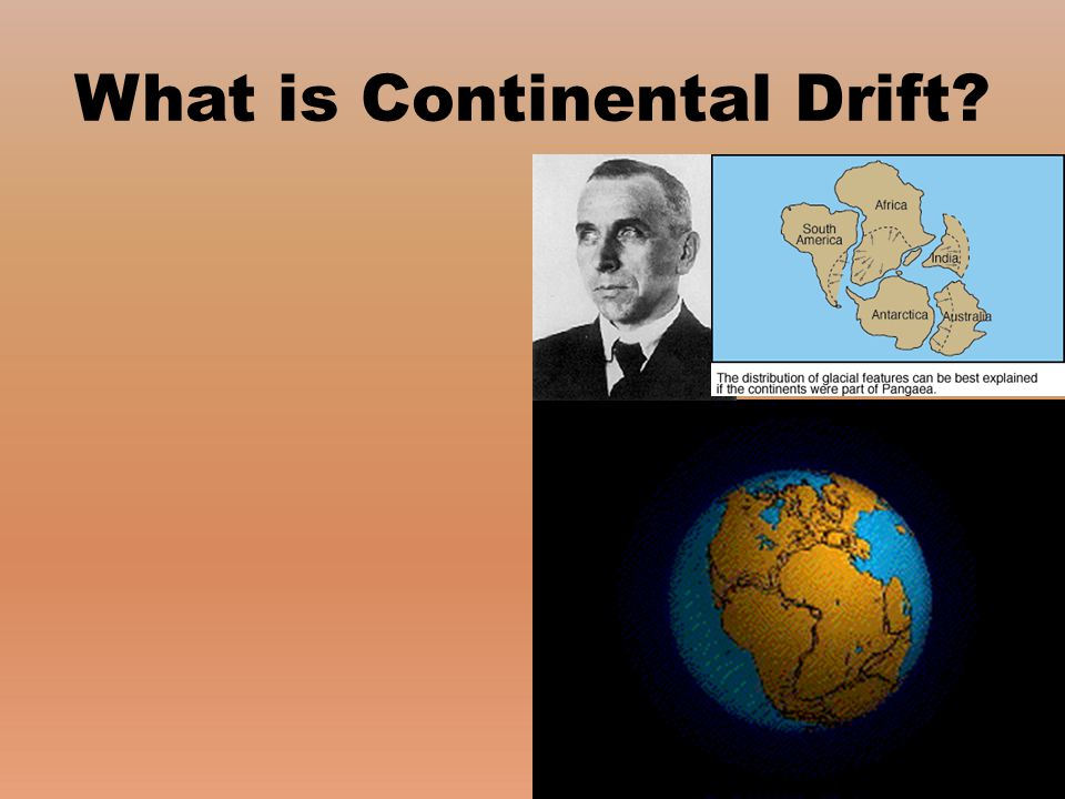 What is Continental Drift