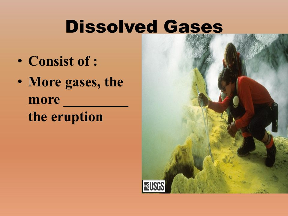 Dissolved Gases Consist of :