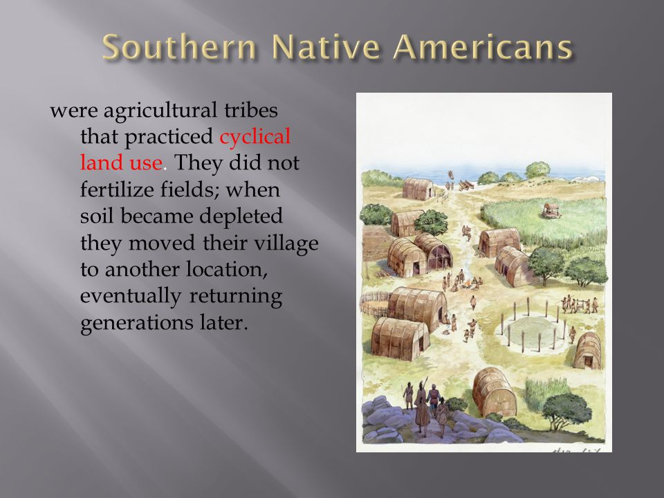 Southern Native Americans