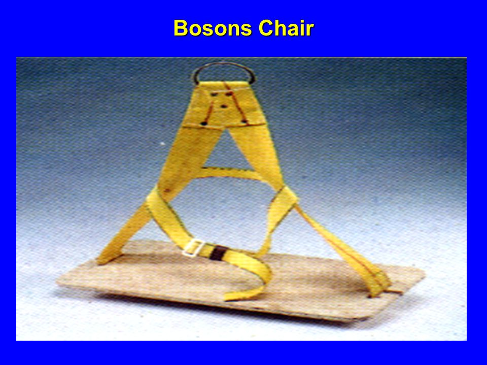 Bosons Chair