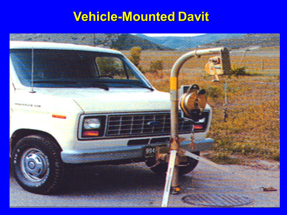 Vehicle-Mounted Davit