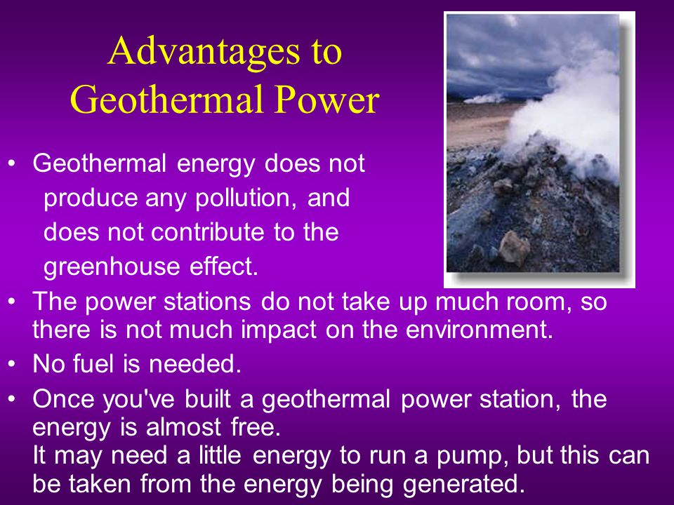 What is Geothermal Energy?