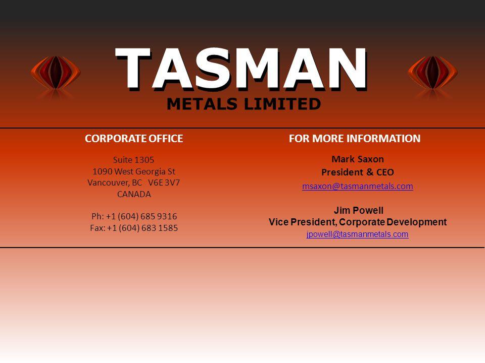 Vice President, Corporate Development