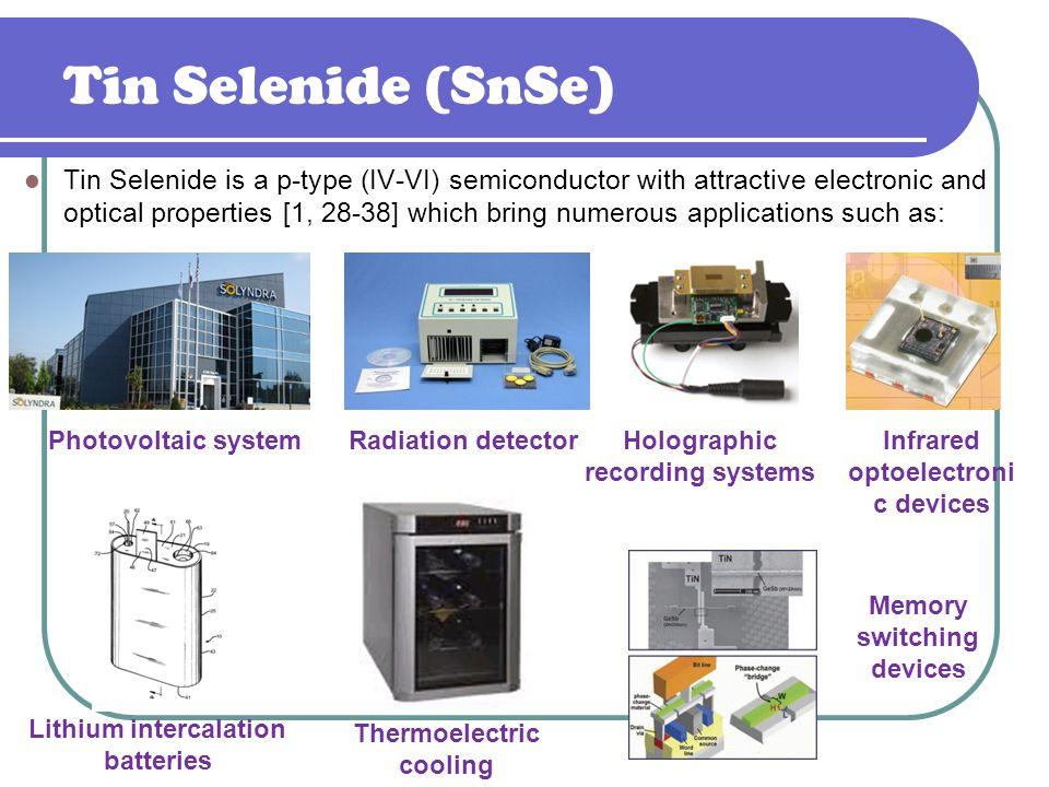 Tin Selenide (SnSe)