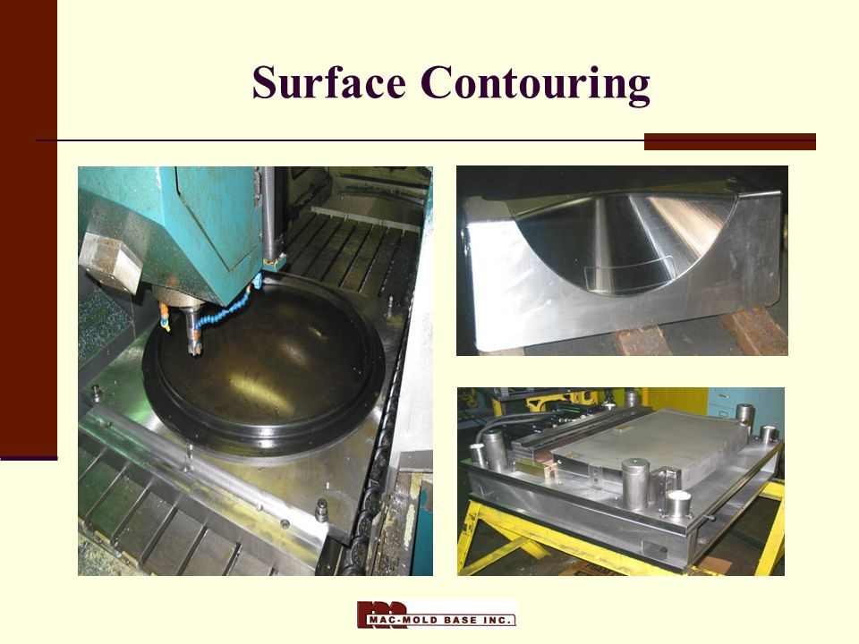 Surface Contouring