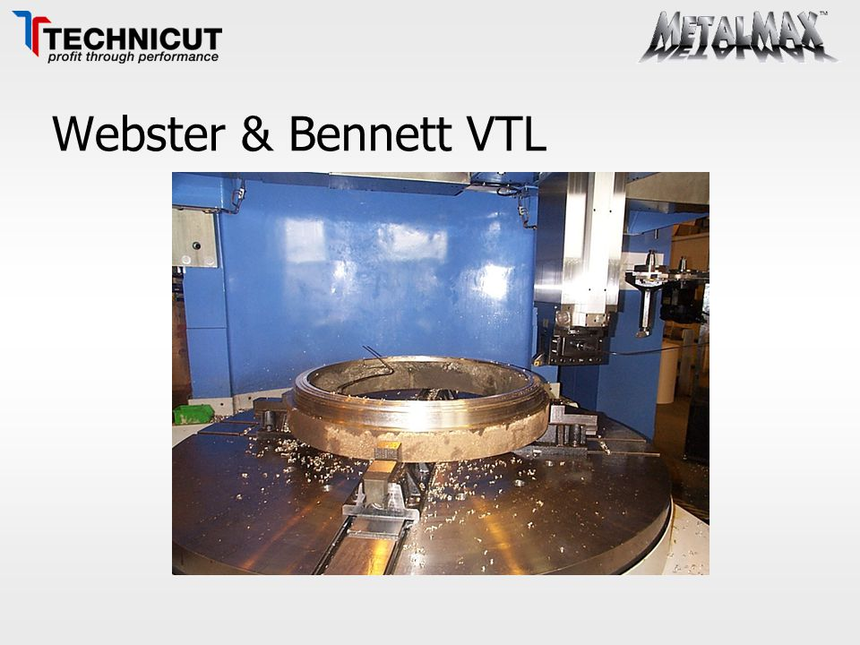 Webster & Bennett VTL