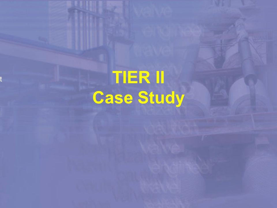 TIER II Case Study Suvit