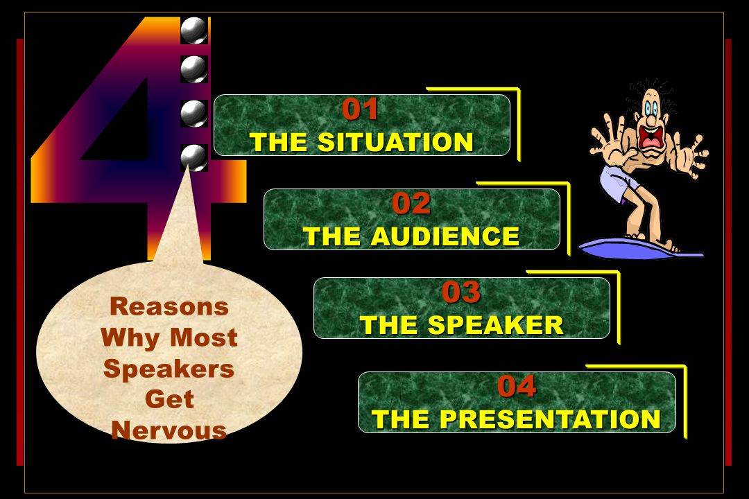Why Most Speakers Get Nervous