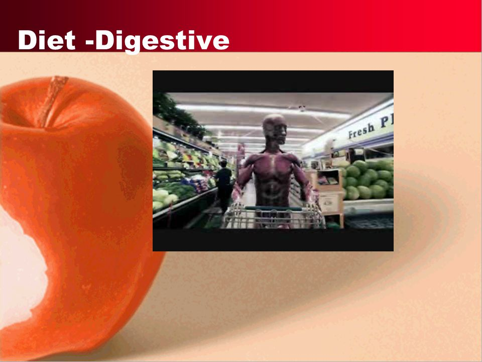 Diet -Digestive