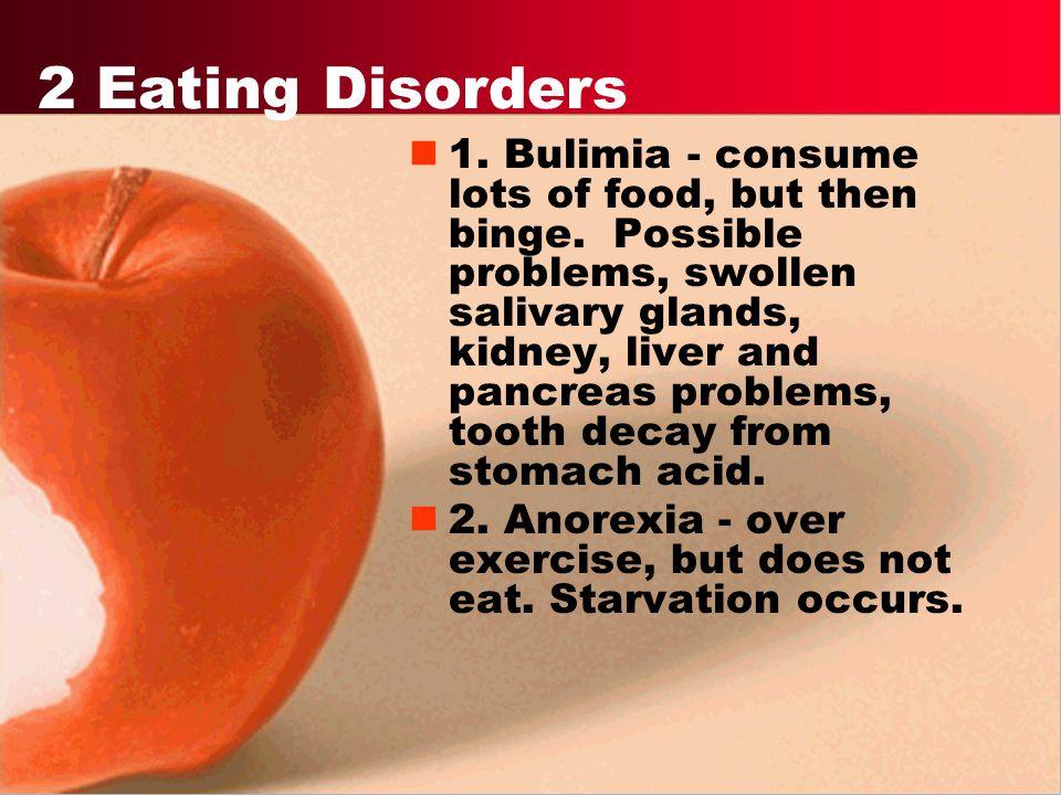 2 Eating Disorders