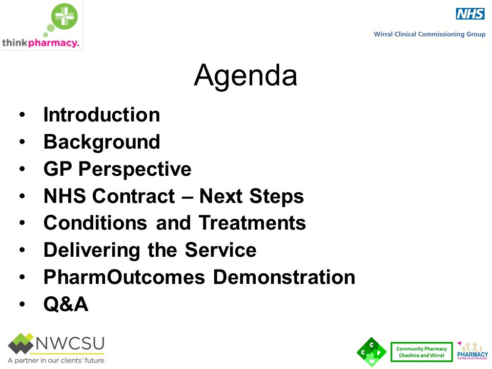 Agenda Introduction Background GP Perspective
