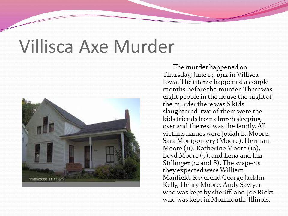 Villisca Axe Murder