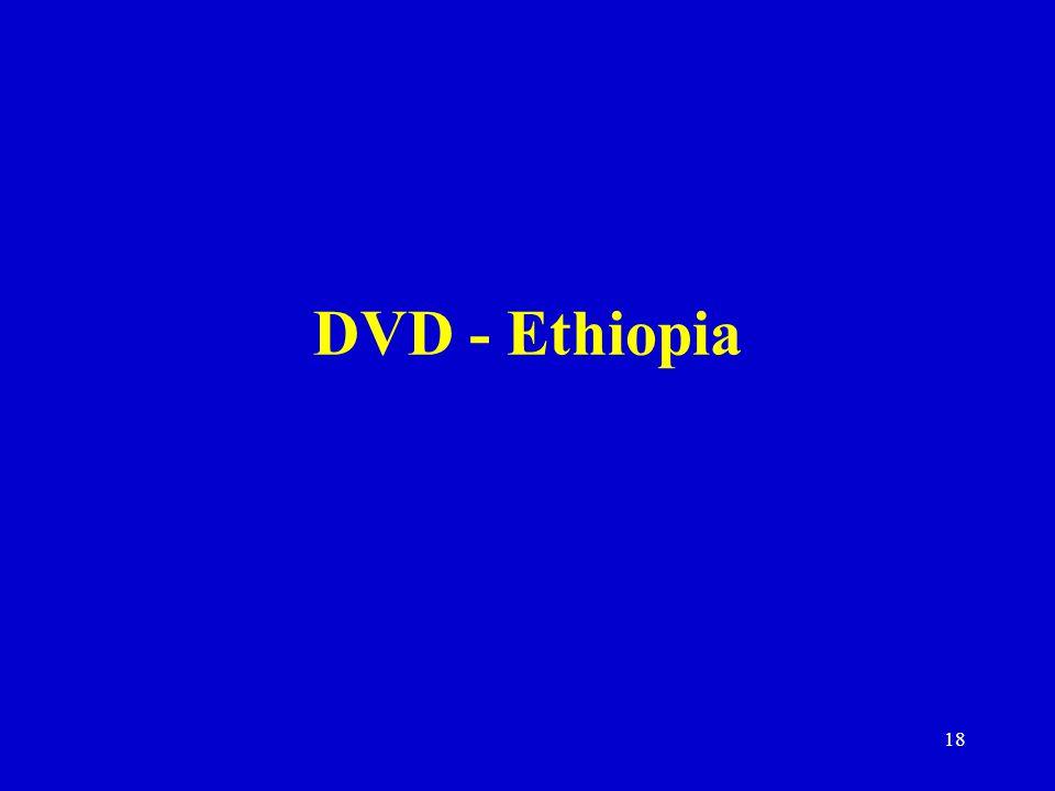DVD - Ethiopia