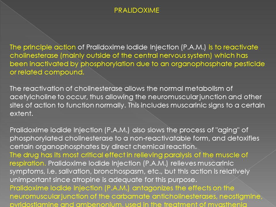 PRALIDOXIME