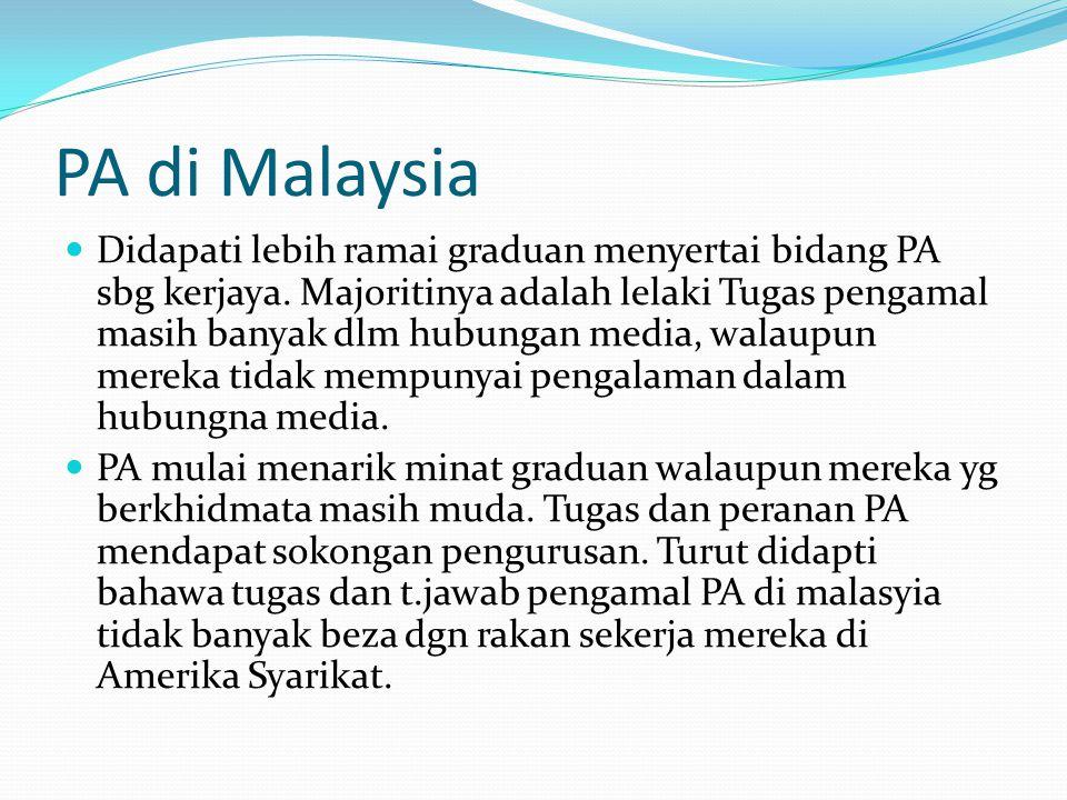 PA di Malaysia