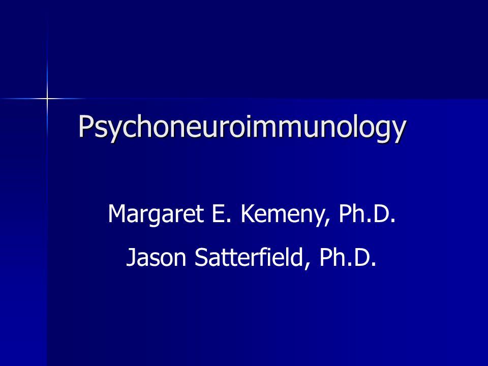 Psychoneuroimmunology