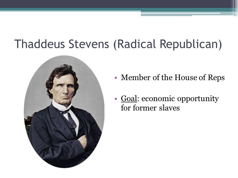 Thaddeus Stevens (Radical Republican)