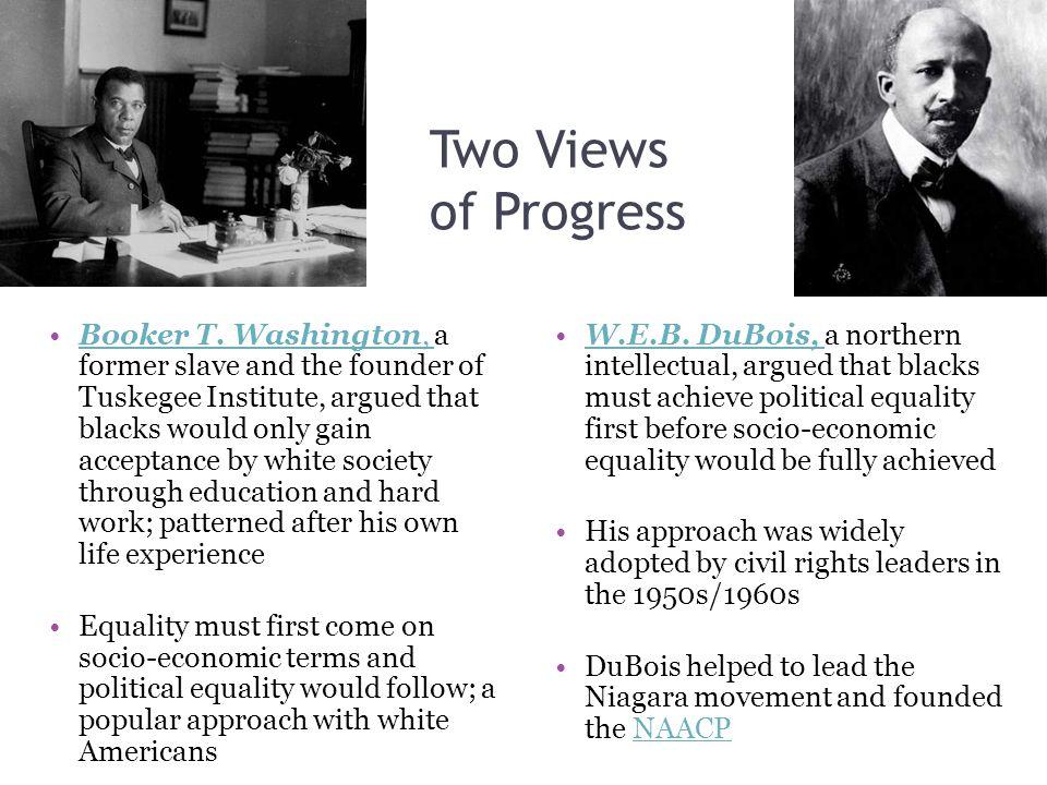 Two Views of Progress